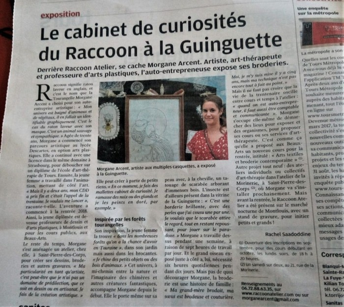 article NR aout 19
